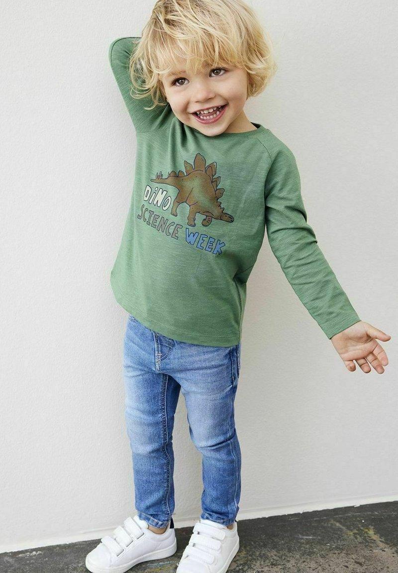 Name it - Straight leg jeans - light blue denim
