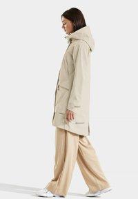 Didriksons - ILMA WNS - Winter coat - light beige - 3
