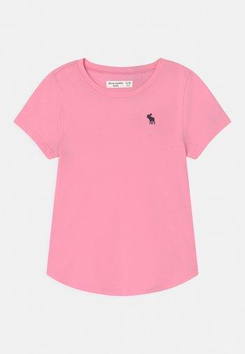 CORE CREW - Basic T-shirt - pink