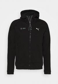 Puma - veste en sweat zippée - black - 0