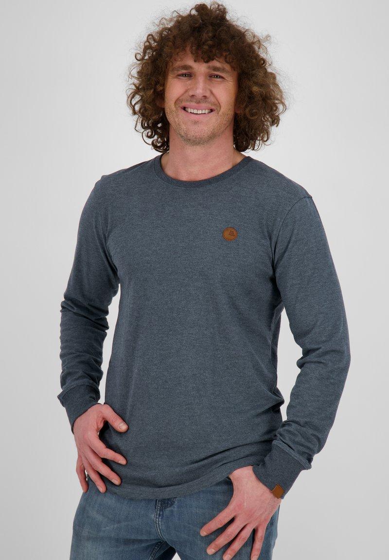 alife & kickin - Long sleeved top - marine