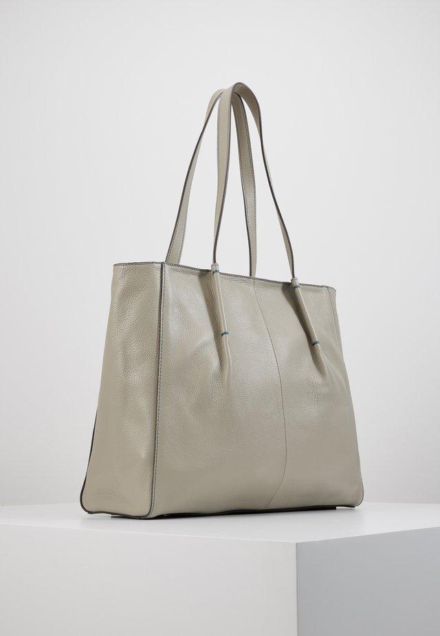 KYOTO - Bolso shopping - light grey