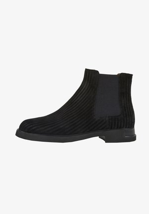 IMAN - Classic ankle boots - schwarz
