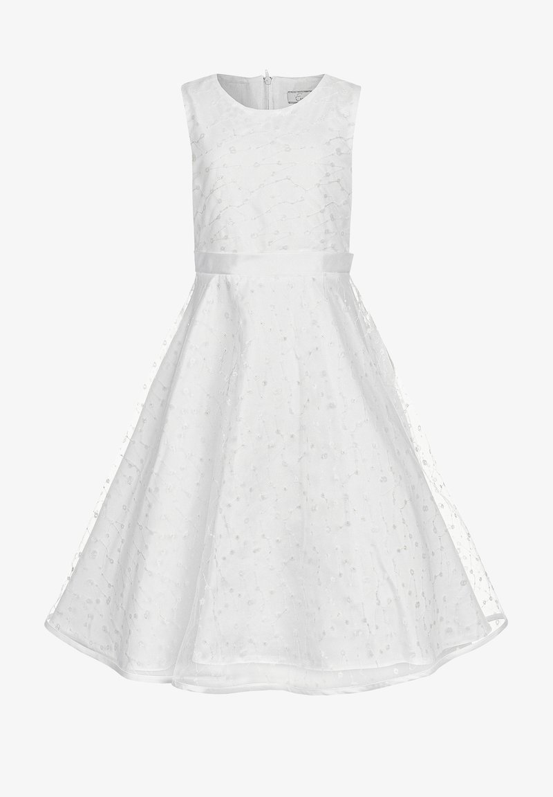 happy girls - Vestido de cóctel - white