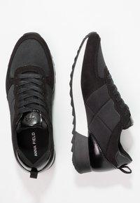 Anna Field - Sneakersy niskie - black - 3