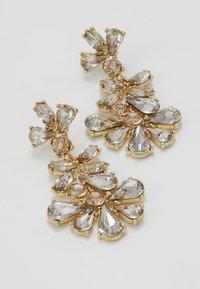 Pieces - Orecchini - gold-coloured - 4