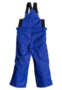 Roxy - LOLA - Snow pants - mazarine blue - 1