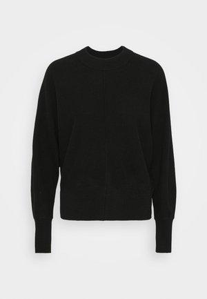 DOLMAN - Jersey de punto - black
