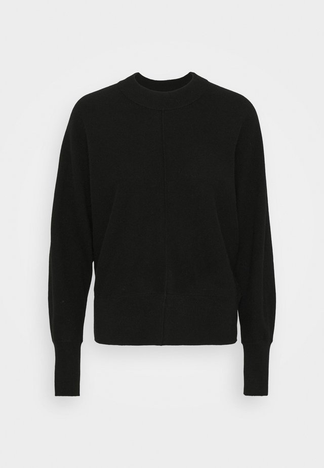 DOLMAN - Jumper - black