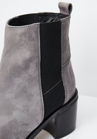 RISA - Classic ankle boots - grau - 5