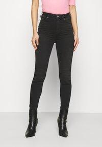 Marks & Spencer London - CARRIE  - Jeans Skinny Fit - black denim - 0