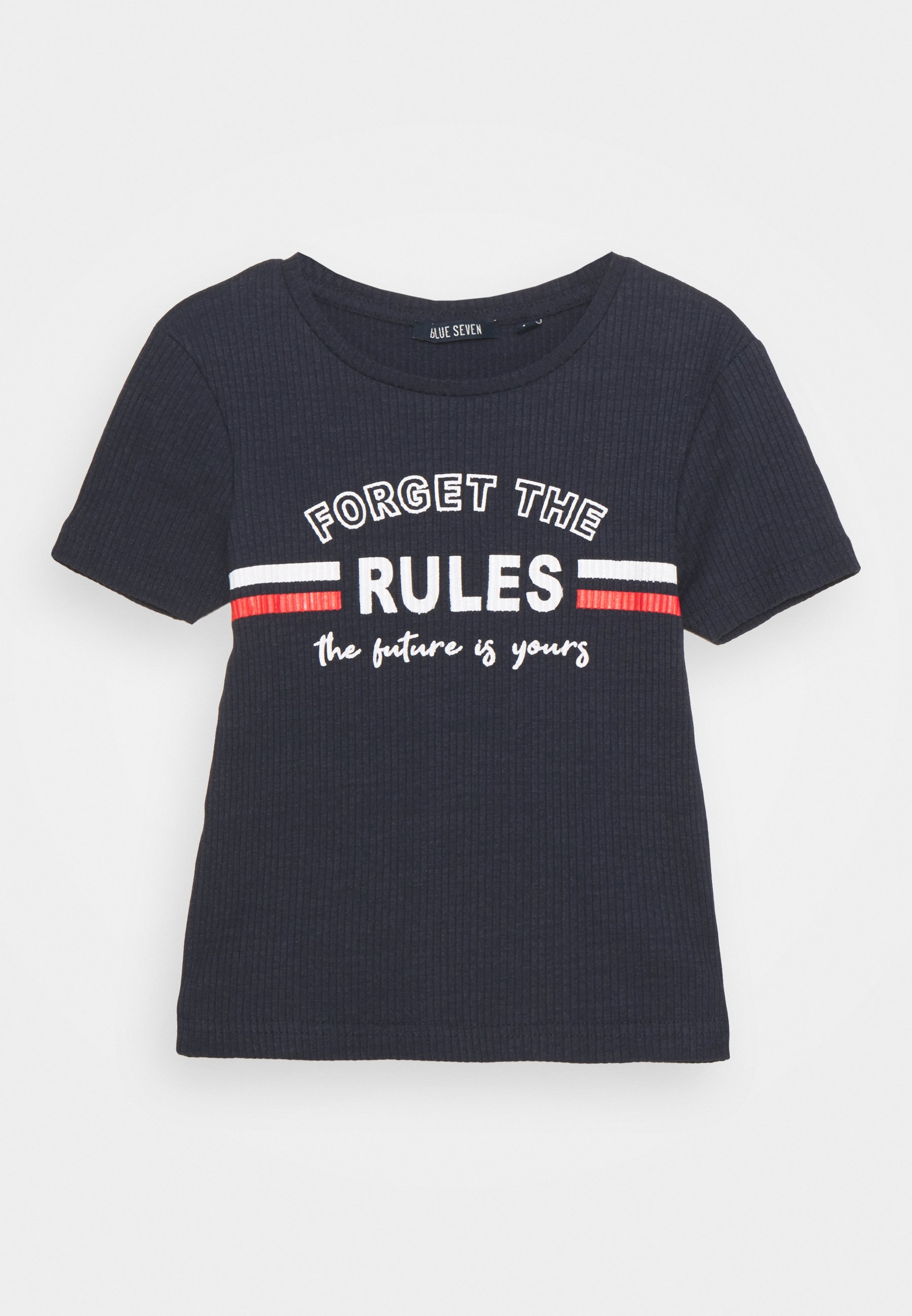 Kids TEEN GIRL FORGET THE RULES - Print T-shirt