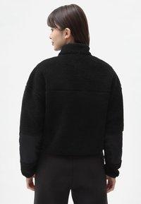 Dickies - CHUTE  - Fleece jacket - black - 2