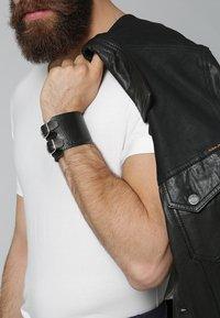 Nudie Jeans - THORSSON - Bracelet - black - 1
