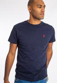 U.S. Polo Assn. - T-shirt - bas - dark sapphire - 3