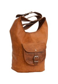 Gusti Leder - Across body bag - brown - 3