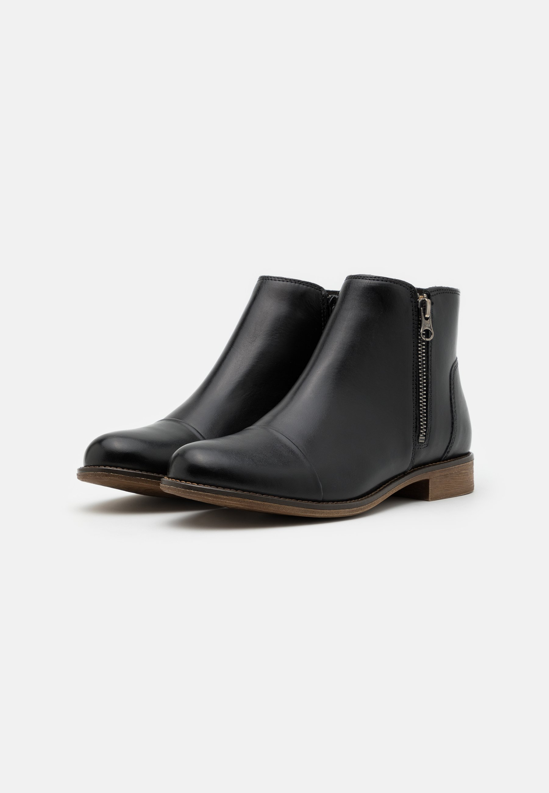 100% Guaranteed Designer Women's Shoes Anna Field LEATHER Ankle boots black a7DcNJJRE sCLijGou9