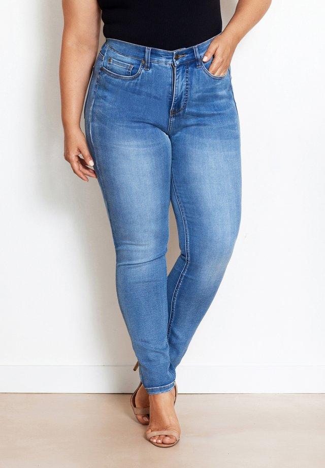 Slim fit jeans - royal blue