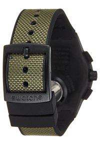 Swatch - DARK FOREST - Cronografo - dark green - 1