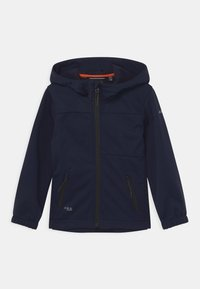 Icepeak - KARS UNISEX - Soft shell jacket - blue - 0