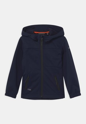 KARS UNISEX - Soft shell jacket - blue