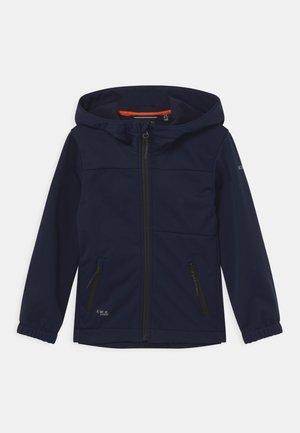 KARS UNISEX - Softshellová bunda - blue