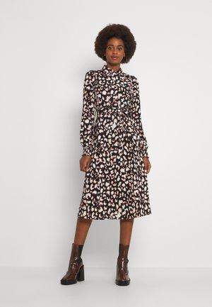 PCFALISHI MIDI DRESS - Day dress - black