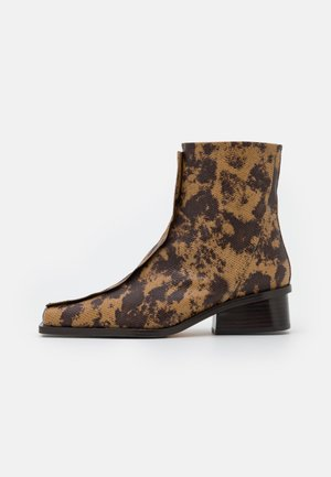MIKI BOOT  - Korte laarzen - natural