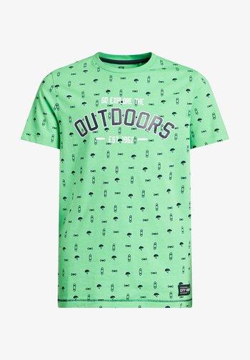 Print T-shirt - all over print