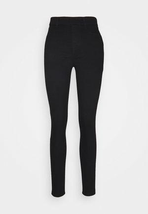 EDEN ANKLE GRAZER - Jeans Skinny Fit - black