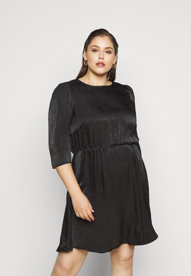 VMJENICE SHORT DRESS - Kjole - black