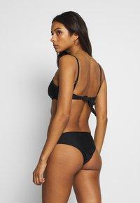 YAS - YASTITO SET - Bikini - black - 2