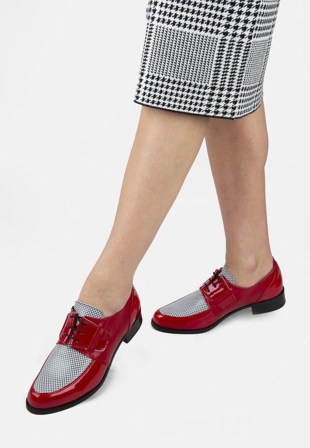 MADNESS - VALENTINO - Casual lace-ups - multi