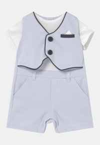 BOSS Kidswear - ALL IN ONE - Overal - pale blue - 0