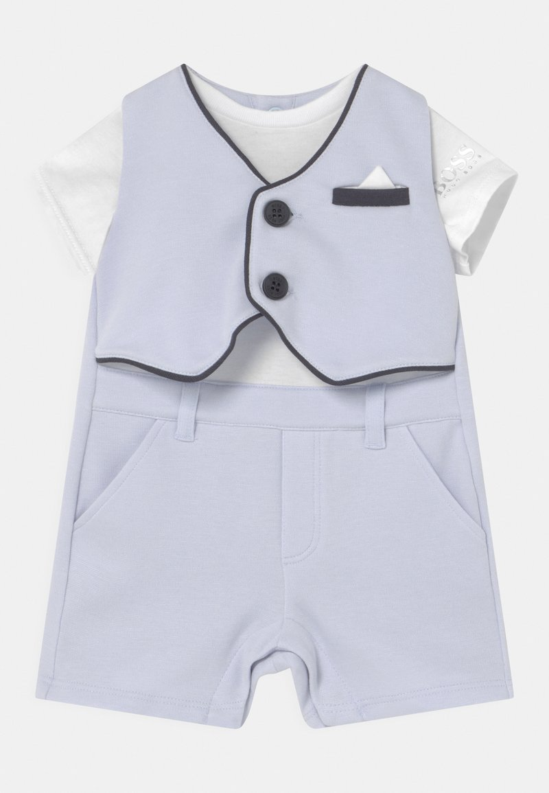 BOSS Kidswear - ALL IN ONE - Overal - pale blue
