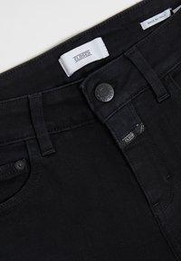 CLOSED - BAKER - Džíny Slim Fit - black - 4