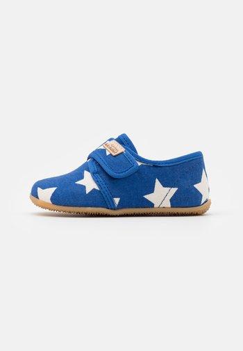 KLETTMODELL STERNE UNISEX - Slippers - victoria blue