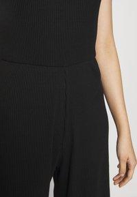 Even&Odd - BASIC - Jumpsuit - Overal - black - 5
