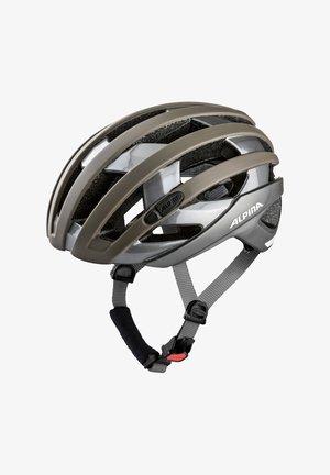 CAMPIGLIO - Helmet - sepia-titanium