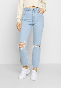 Rolla's - ORIGINAL - Straight leg jeans - light-blue denim - 0