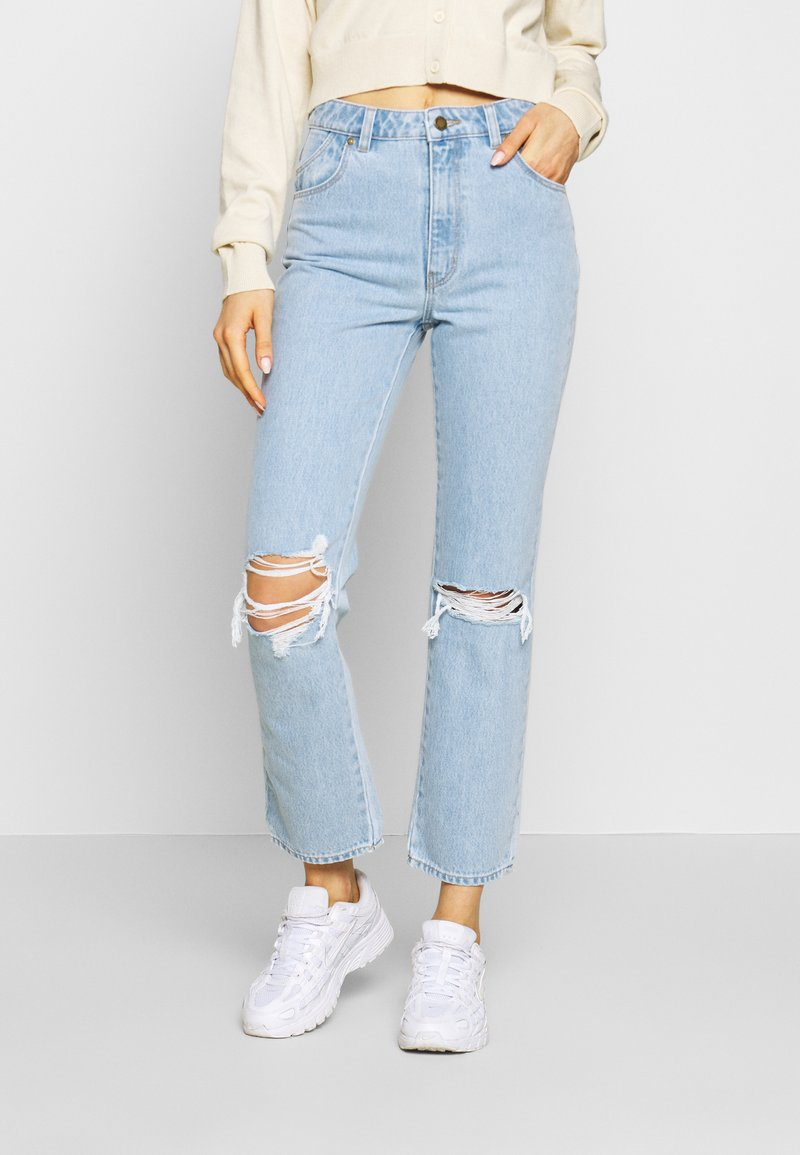 Rolla's - ORIGINAL - Straight leg jeans - light-blue denim