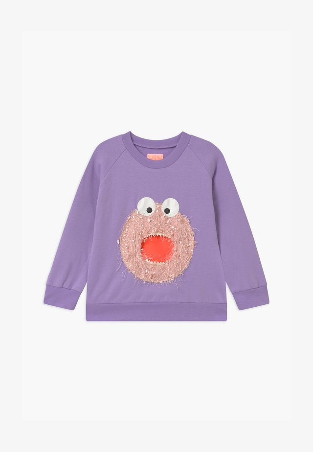 DONUT DON - Sweatshirt - purple