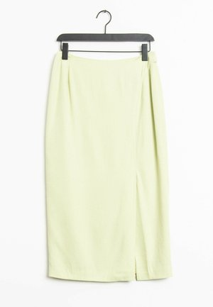 A-line skirt - green