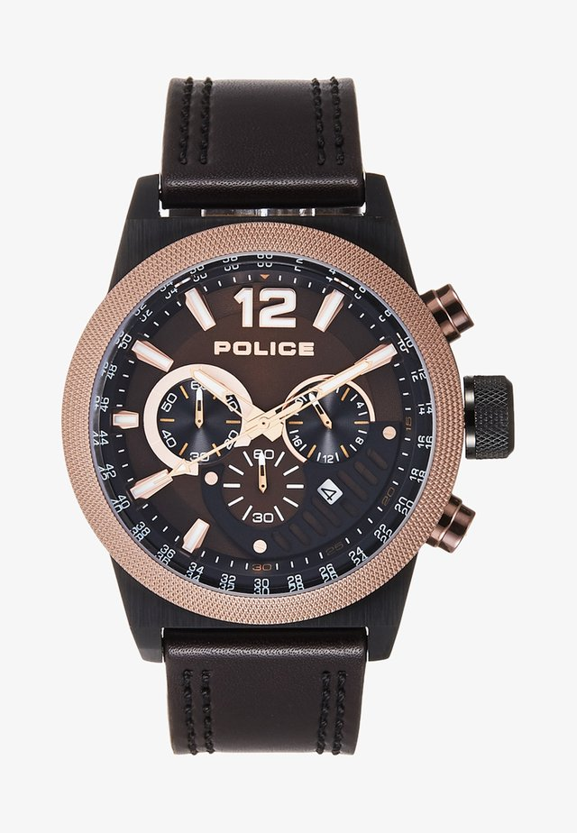 LADBROKE - Horloge - rose/brown