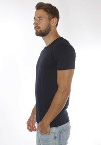DRYKORN - CARLO  - Basic T-shirt - darkblue - 2