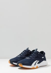 Reebok - HIIT TR - Sports shoes - navy/white - 2