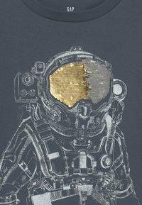 GAP - INTERACT - Long sleeved top - dark pearl - 2
