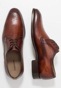 Magnanni - Šněrovací boty - conac - 1