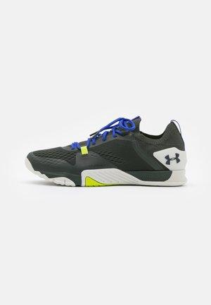 TRIBASE REIGN  - Chaussures d'entraînement et de fitness - baroque green