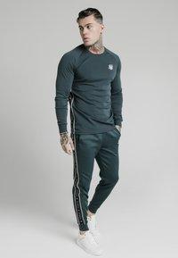 SIKSILK - Sweatshirt - ocean green - 3